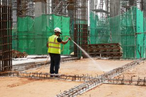 risk needs to be managed with subcontractors and insurance - especially during high risk jobs like termite treatments