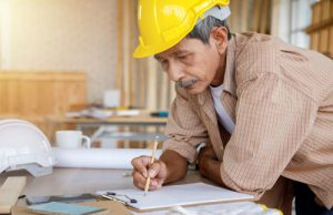 A building inspector updates his Professional Indemnity to run-off insurance.